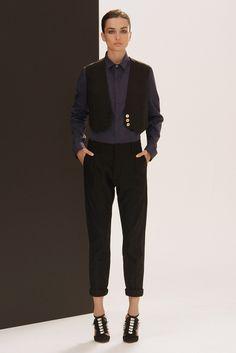 Pierre Balmain - Fall 2013 Ready-to-Wear