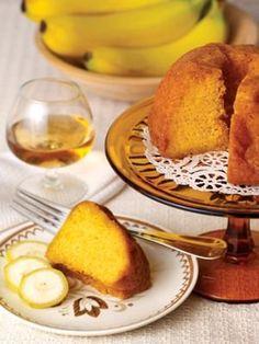 Tortuga Rum Cake...I love rum cake!
