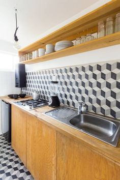 ​Cheap and easy ways to improve your small kitchen