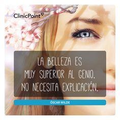 La #belleza es muy superior al genio, no necesita explicación (Óscar Wilde)
