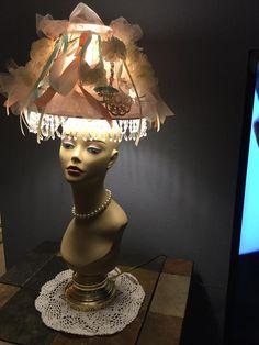 Creative Lamps, Unique Lamps, Mannequin Legs, Lamp Inspiration, Light Em Up, Funky Home Decor, Funky Furniture, Luxury Interior Design, Dream Decor