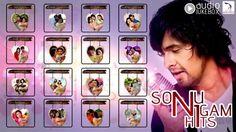 Sonu Nigam Songs | Sonu Nigam Kannada Songs | Best of Sonu Nigam