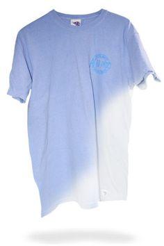 Acid Colour T-shirt - Blue/White