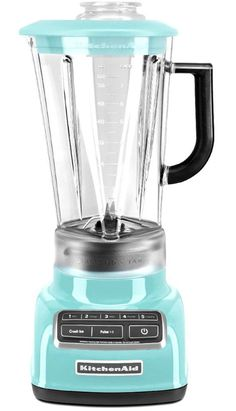 KitchenAid Aqua Sky Blender
