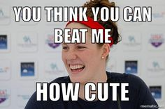 Swimmers will get this:)