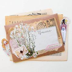 Spring mail by Envelope Lettering, Envelope Art, Envelope Design, Mail Art Envelopes, Cute Envelopes, Aesthetic Letters, Pen Pal Letters, Fun Mail, Pen Pals