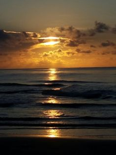 Sunrise! September 18, 2016 - [ ] Sand 'N Sea Properties LLC, Galveston, TX #sandnseavacation #vacationrental #sandnsea #galveston Dn Sea, Beach Sunsets, Galveston, Sunrise, September, San, Celestial, Vacation, Outdoor