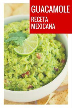 ¿Hay una mejor aperitivo por ahí que un plato de Guacamole Fresco con Nachos? ¡El mejor guacamole! aguacates maduros, sal, cilantro y ...