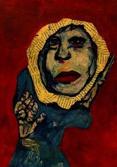 Saatchi Online Artist CARMEN LUNA; Mixed Media, 14-Los ILUSOS #art  http://www.saatchionline.com/art-collection/Mixed-Media/Los-Ilusos/71968/45755/viewLove these pieces. So rich!