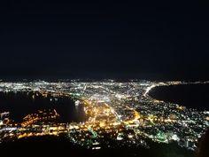 ◎ニックネーム:きなこきなした  ◎撮影場所:函館山  ◎撮影時期:9月中旬  ◎作品タイトル:日本の夜景  ◎写真にまつわる思い出:結婚3年目の新婚旅行。これからもずっと一緒に頑張ろうと誓いました。
