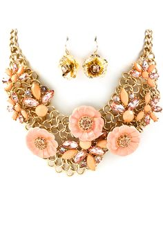 Secret Garden Necklace | Awesome Selection of Chic Fashion Jewelry | Emma Stine Limited