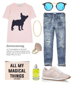"""""""Puppy Lover."""" by schenonek ❤ liked on Polyvore featuring Loren Stewart, Abercrombie & Fitch, Topshop, Carvela Kurt Geiger and Forever 21"""