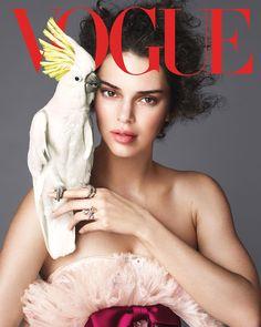 Kendall for @voguemagazine April 2018 Photographed by @mertalas & @macpiggott #kendalljenner