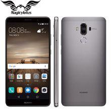 d7dd6fe9fcf01 Original Huawei Mate 9 Mate9 4G LTE Octa Core 4GB RAM 32GB ROM 5.9