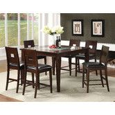 Found it at Wayfair - Primrose 7 Piece Counter Height Dining Set