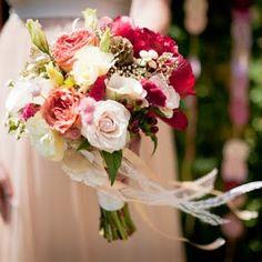 20 Ways to Wrap a Wedding Bouquet