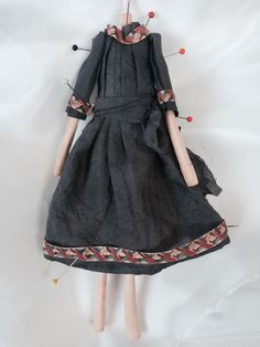 Beginnings of new work, The Bloomsbury Set for Selvedge magazine. Doll by Sarah Strachan Bloomsbury, Uk Shop, New Work, Dresses With Sleeves, Doll, Magazine, Long Sleeve, Shopping, Fashion