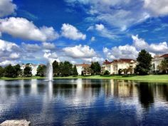 Disney's Saratoga Springs Resort & Spa at Walt Disney World Resort, taken in October 2013.