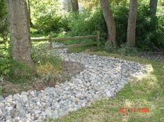 Stream Bed Stabilization | Drainage and Erosion Solutions