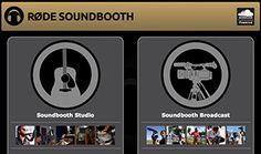 Ascolta i TEST Microfonici RODE:  Broadcast e Studio...(Audio comparativo). Info e acquisti su Audionauta.it (Torino).
