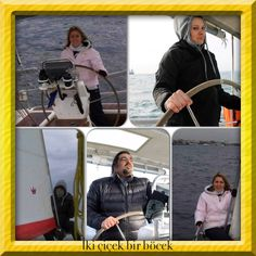 winter sailing in Istanbul
