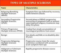 MS types