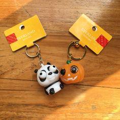 Saya menjual Gantungan kunci panda dan pumkin seharga Rp65.000. Dapatkan produk ini hanya di Shopee! https://shopee.co.id/kim_pau/750868181 #ShopeeID