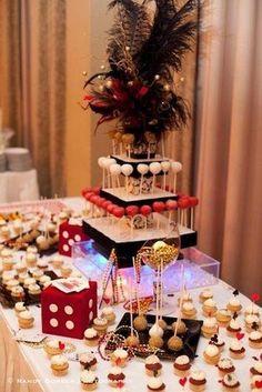 Monte carlo themed cake pops for fashion show casino night party, las vegas party, Vegas Theme, Vegas Party, Casino Night Party, 80s Party, Vegas Casino, Poker Party, Casino Party Decorations, Casino Party Foods, Casino Theme Parties