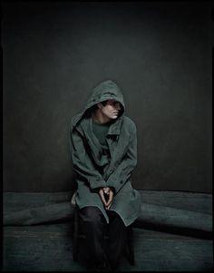 Mark Ruffalo by Dan Winters.