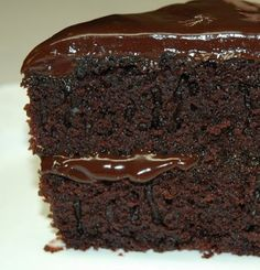 RECIPES BLOG: Old Fashioned Chocolate Buttermilk Cake