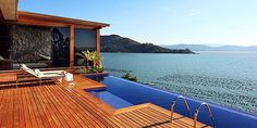 Ponta dos Ganchos, Near Florianopolis, Santa Catarina, Brazil Hotel Reviews | i-escape.com