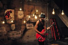 "Like! Gary Clark Jr. ""Blak and Blu"""