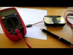Homemade "Nuclear Battery" - Tritium