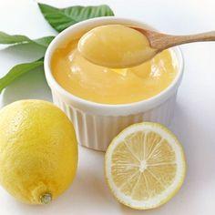 Κρέμα λεμονιού εύκολη
