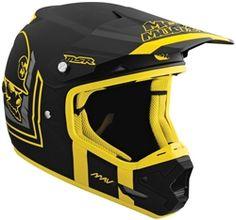 2014 MSR Mav-1 Metal Mulisha Scout Motocross Helmet