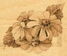 free... Sepia Values in Woodburning Tutorial, Basic Tips to the Hobby... Very early photographs were not printed in black and white but instead they had many shades of brown.  This range of brown values is called sepia.  That is the range that wood burners use in creating our work.