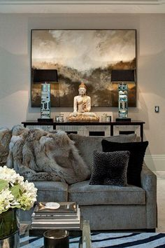 Amazing project by @hillhouselondon #interior #design #london See more inspiring projects at www.delightfull.eu