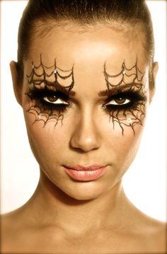 spiderweb-eyes-makeup.jpeg (394×600)