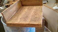 Resultado de imagem para lavabo madeira rustica