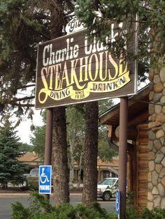 Charlie Clark's in Pinetop, AZ