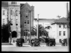 Los Angeles in the 1920's