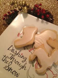 Dairy-free Sugar Cookies for use w/ cookie cutters