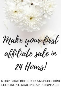 Want to  learn the secrets to making your first affiliate sale in 24 hours? Purchase this House of Brazen book through my link and let the secrets be revealed to you! An investment that will pay for itself right away. I highly recommend this read if you are looking to monetize your blog and are new to affiliate marketing!