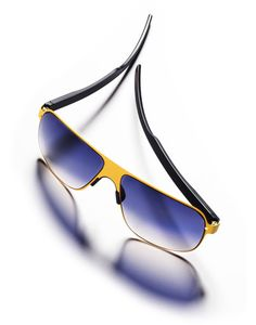 Gotti Switzerland fold-flat sunglasses  a 2013 winner for best travel  accessory. 92455c8624