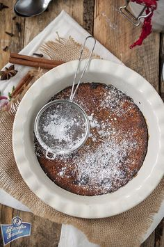 Owsianka piernikowa z piekarnika Muesli, Food And Drink, Breakfast, Fit, Recipes, Anna, Morning Coffee, Granola Cereal