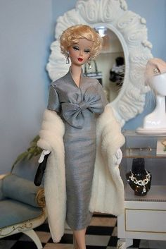 Barbie - Curated by Suburban Fandom, NYC Tri-State Fan Events Barbie I, Barbie World, Barbie Dress, Barbie And Ken, Barbie Clothes, Poppy Parker, Beautiful Barbie Dolls, Beanie Babies, Glamour