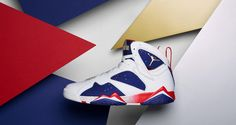Find Out The Story Behind The Design Of The Air Jordan 7 Tinker Alternate