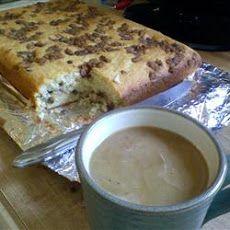 Sour Cream Coffee Cake XII Recipe