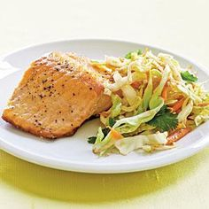 Be sure to purchase skin-on salmon fillets for the best flavor and texture.