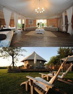 Canonici di San Marco Resort, Italy | Community Post: Your Ultimate Bucket List Item: Glamping
